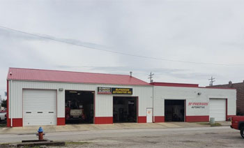 McPherson Automotive Exterior